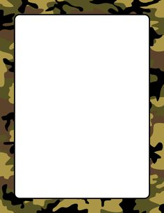 Hunting clipart borders.