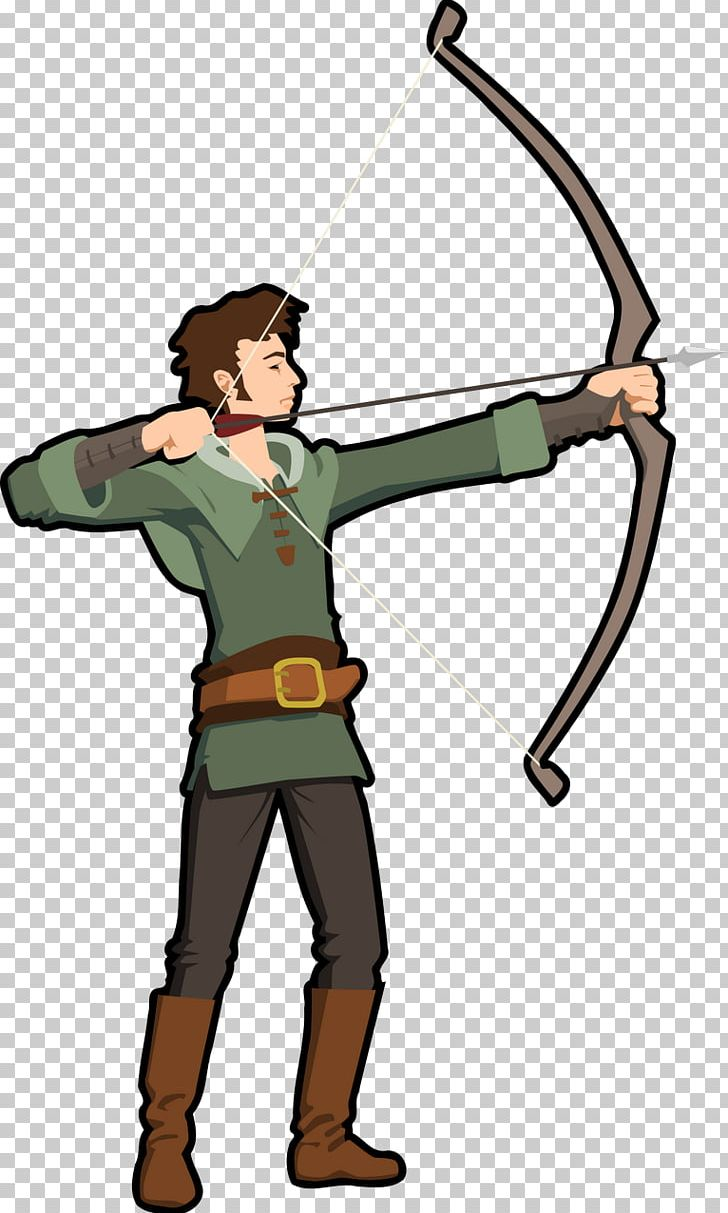 Archery Bow And Arrow Hunting PNG, Clipart, Archer, Archery.