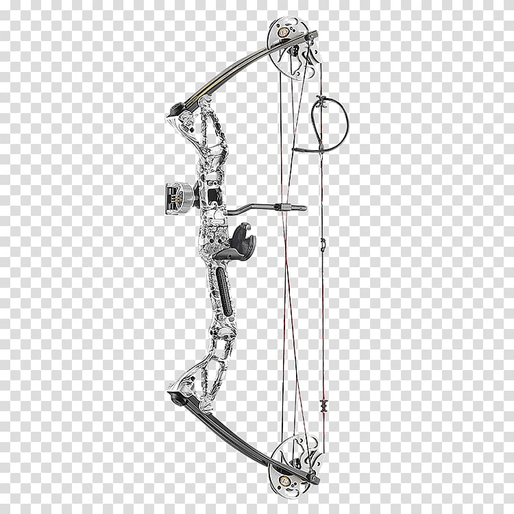 Compound Bows Archery Arrow Hunting, bow transparent.