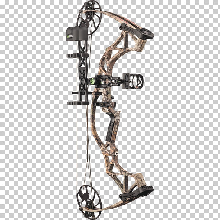 Compound Bows Bear Archery Hunting Bow and arrow, Arrow PNG.