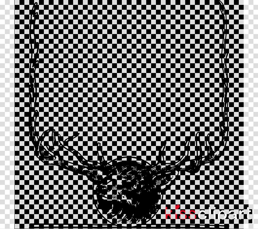 Reindeer, Deer, Hunting, transparent png image & clipart.