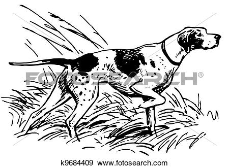 Hunting dog Clip Art and Illustration. 2,775 hunting dog clipart.