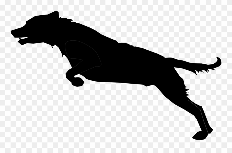 Labrador Retriever Pug Animal Silhouettes Hunting Dog.