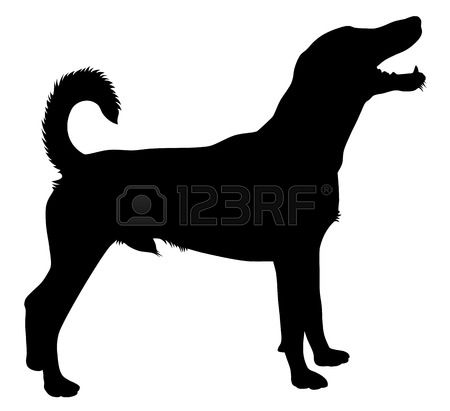 32,484 Dog Silhouette Stock Illustrations, Cliparts And Royalty.