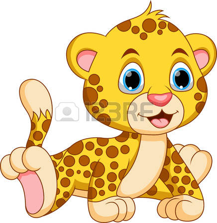 741 Hunting Leopard Stock Vector Illustration And Royalty Free.