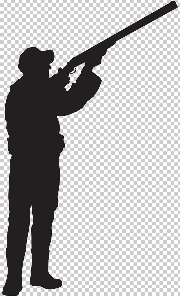 Hunting Silhouette Shooting Sport PNG, Clipart, Angle, Animals.
