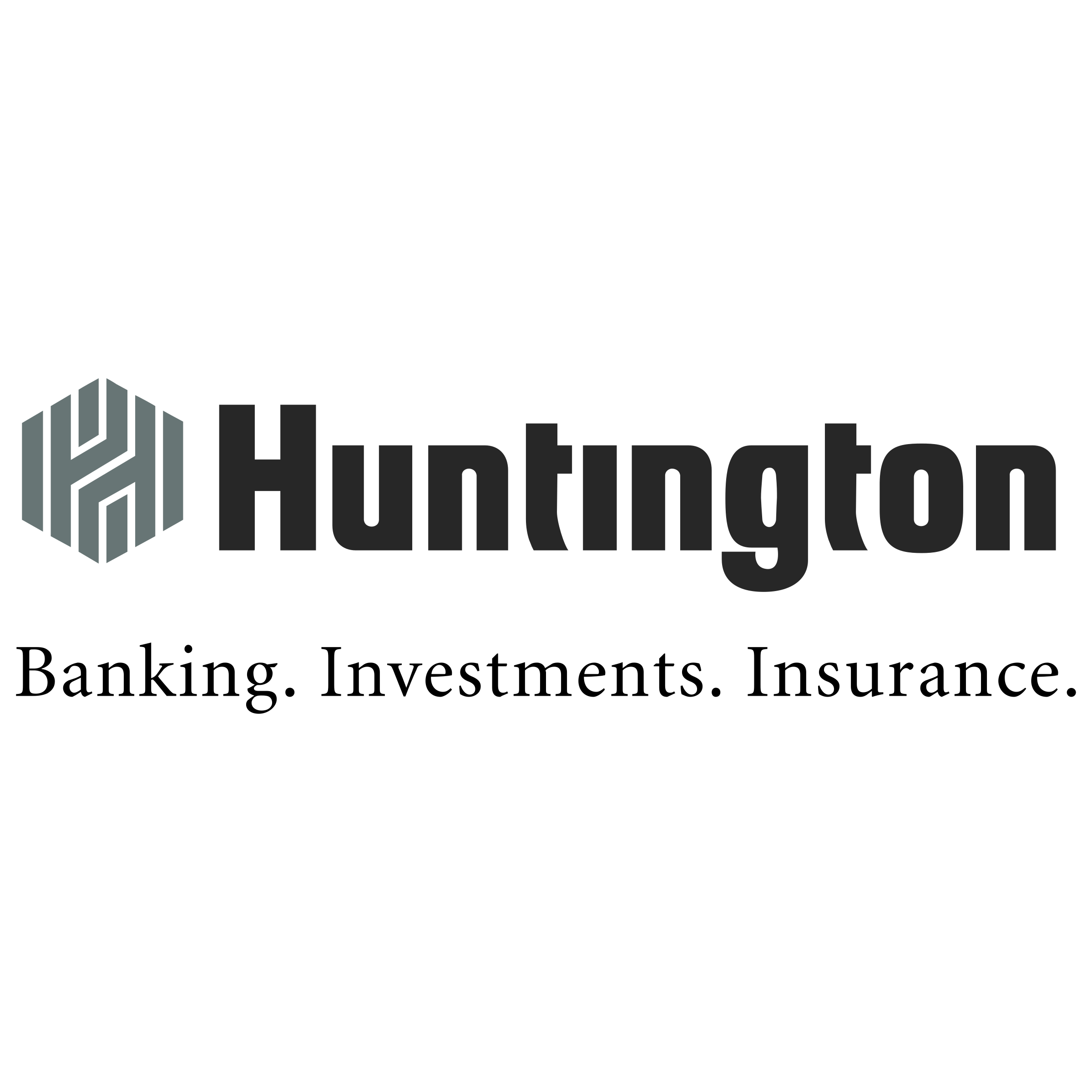 Huntington Logo PNG Transparent & SVG Vector.