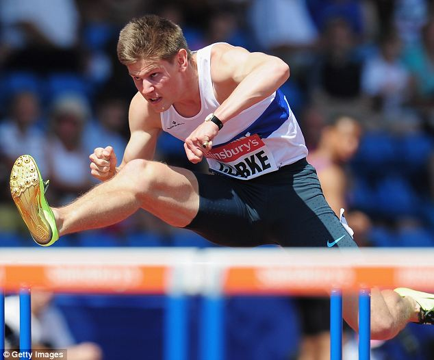 Lawrence Clarke Meet the poshest man in sport! Hurdler went to.