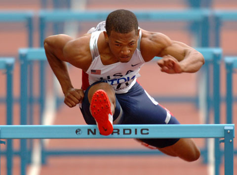 Who Will be the Next U.S. High Hurdling Great?.