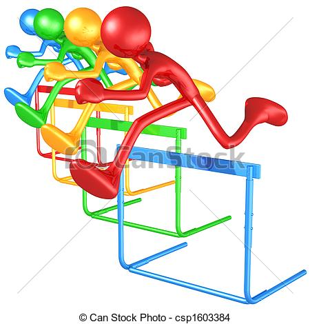 Hurdles Clip Art and Stock Illustrations. 2,366 Hurdles EPS.