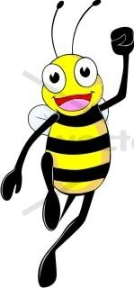 Bee Jumping Hooray.