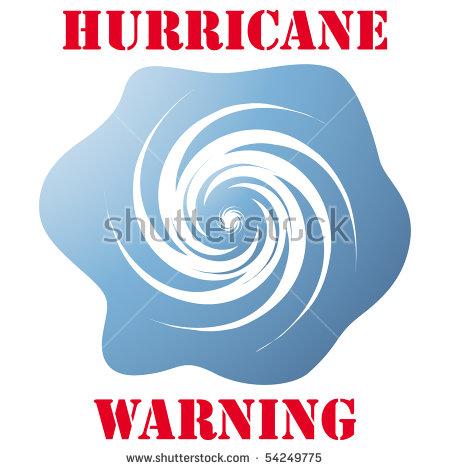 Hurricane Symbol Stock Photos, Royalty.