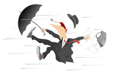 Hurricane Clean Up Stock Illustrations.