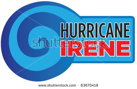 Hurricane Irene Stock Photos, Royalty.