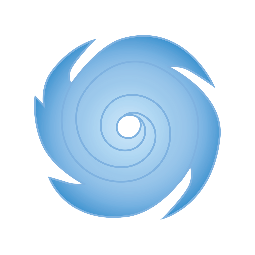Download High Quality hurricane clipart swirl Transparent.