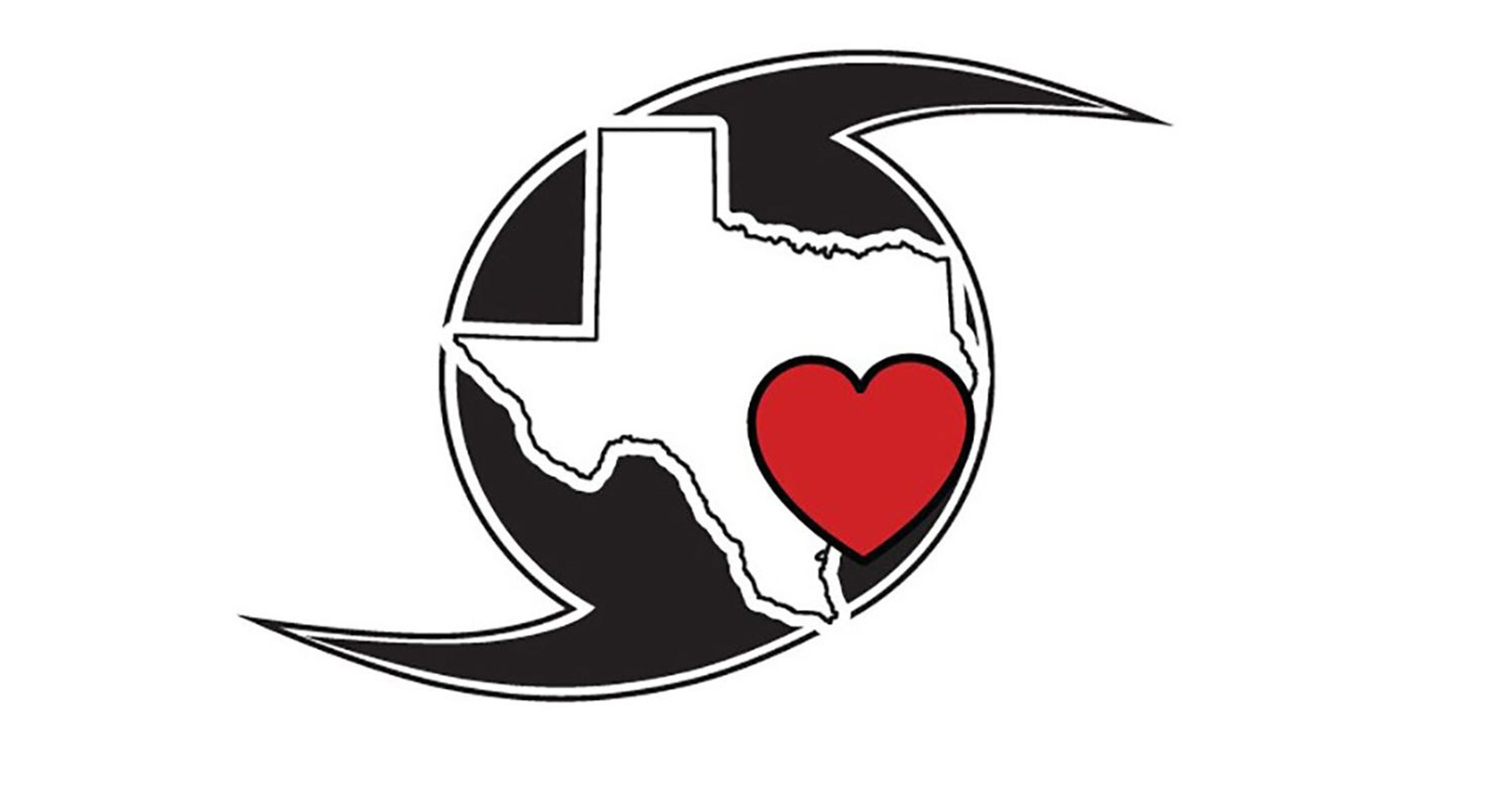 Football teams to wear decals for Harvey victims.