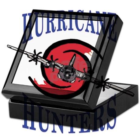 "Hurricane Hunters ""Valet"" Keepsake Box by hurricanehunter."
