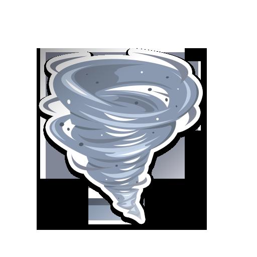 Tropical cyclone Tornado Clip art.