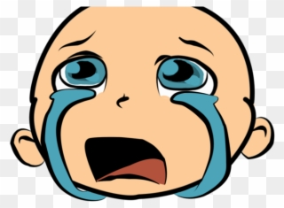 Crying Clipart Hurt Girl.