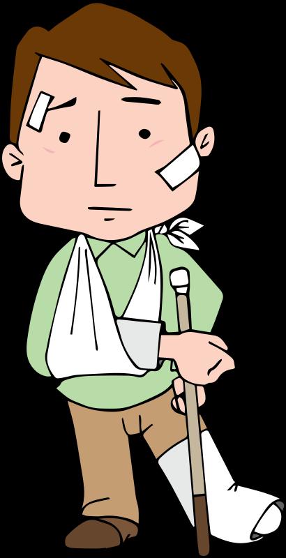 Hurt clipart injured patient, Picture #2836083 hurt clipart.