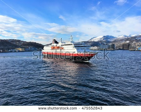 Hurtigruten Stock Images, Royalty.
