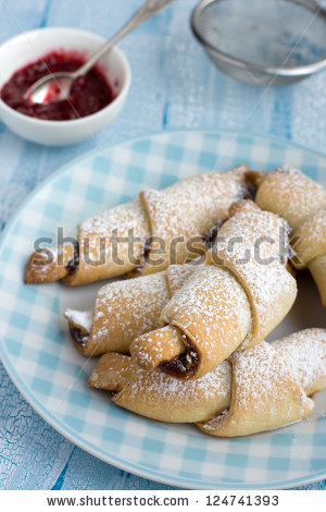 """jam Cookies"""" Stock Photos, Royalty."""