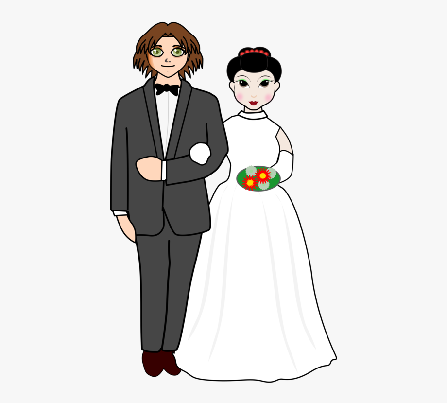 Bride Clipart Married Woman.