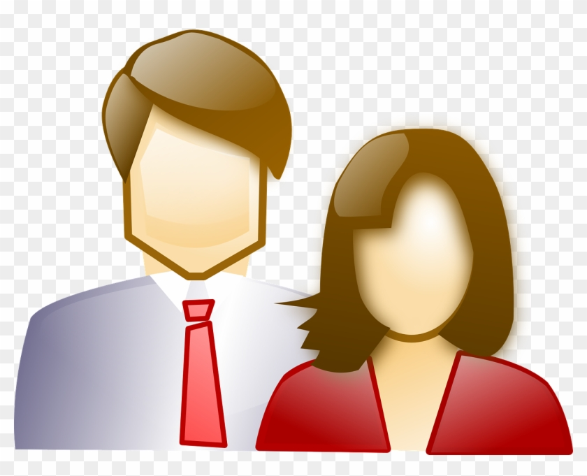 Couple People Husband And Wife Png Image.