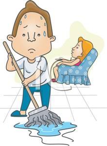 Husbands clipart #8