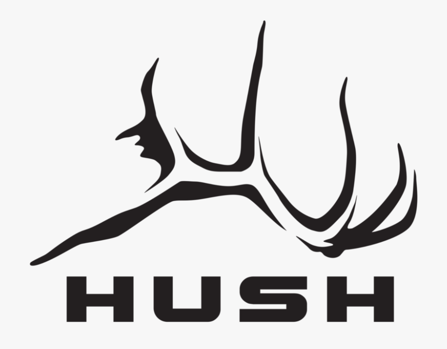 Hush Hunt Fish Logo, Cliparts & Cartoons.