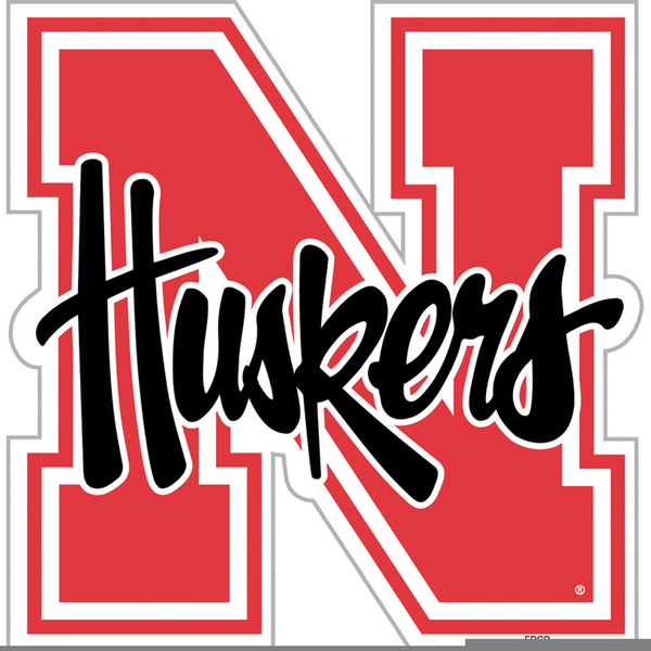 Huskers Clipart.