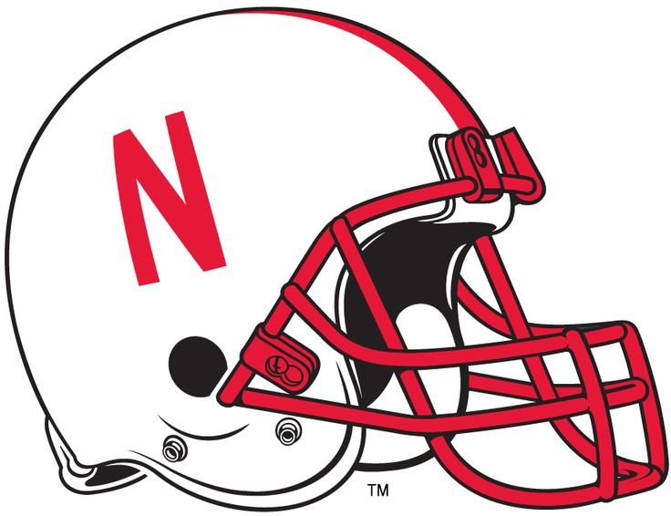 Collection of Husker clipart.