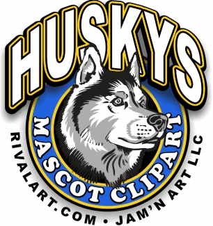 Husky Clipart on Rivalart.com.