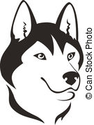Husky Illustrations and Clipart. 1,772 Husky royalty free.