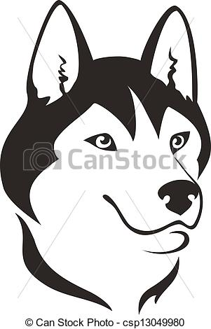 Husky Illustrations and Clipart. 3,690 Husky royalty free.