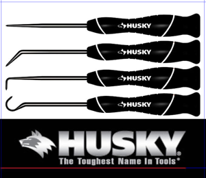 Details about ↪ NEW! HUSKY Precision Pick and Probe 4.