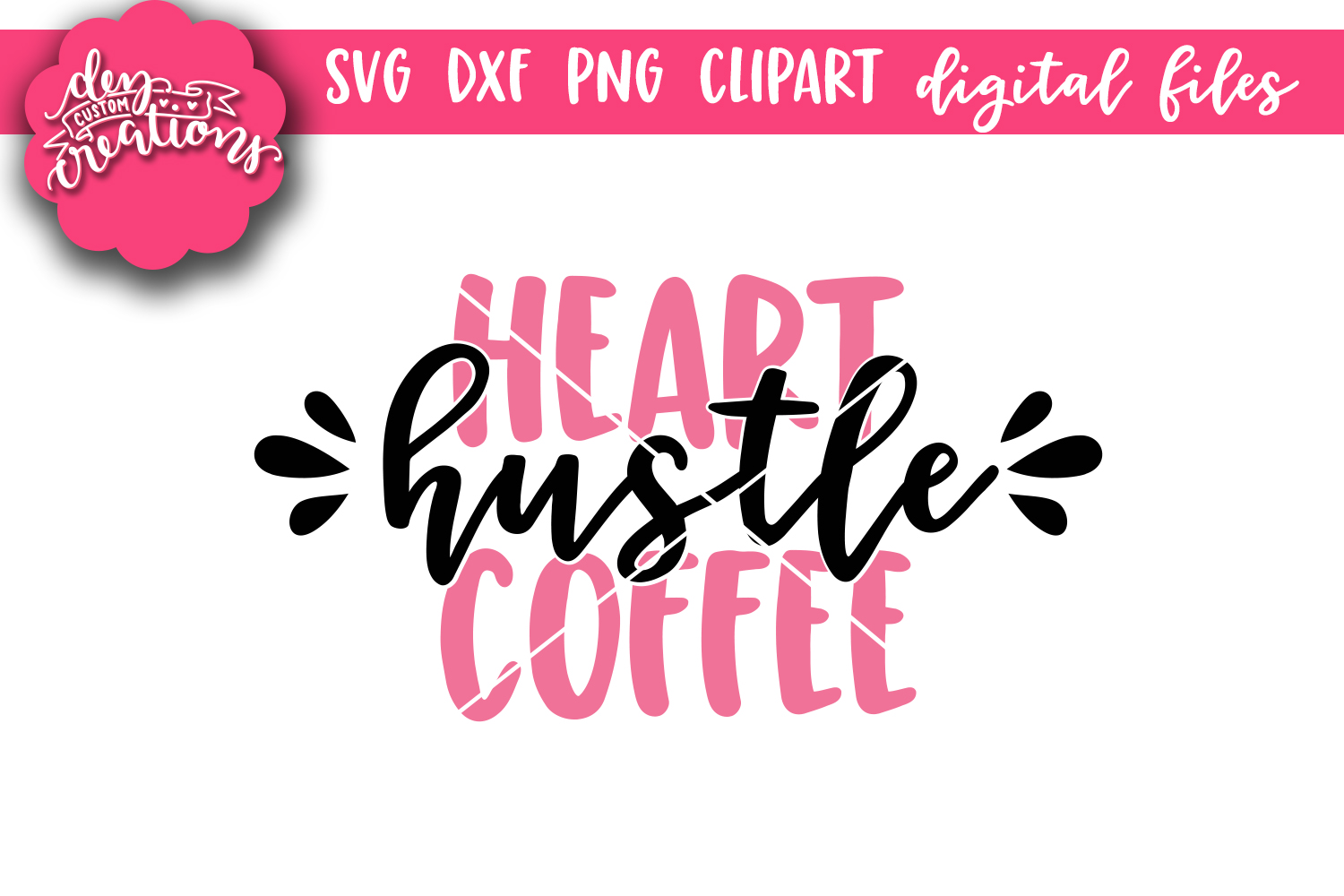 Heart Hustle Coffee.