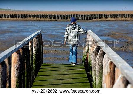 Stock Photo of Everglades National Park Husum (Wadden Sea) World.