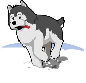 Husky Clip Art Download.