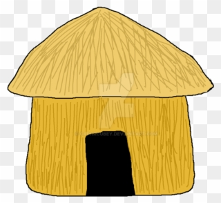Bird Nest Box Clip Art Orange Hut.
