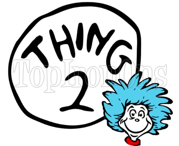 picture relating to Thing 1 and Thing 2 Printable Clip Art called Hut of the sbb clipart 20 free of charge Cliparts Down load photographs upon