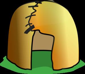 Hut Clipart.
