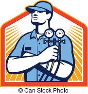 Hvac Vector Clip Art Royalty Free. 775 Hvac clipart vector EPS.