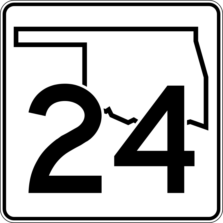 File:Oklahoma State Highway 24.svg.