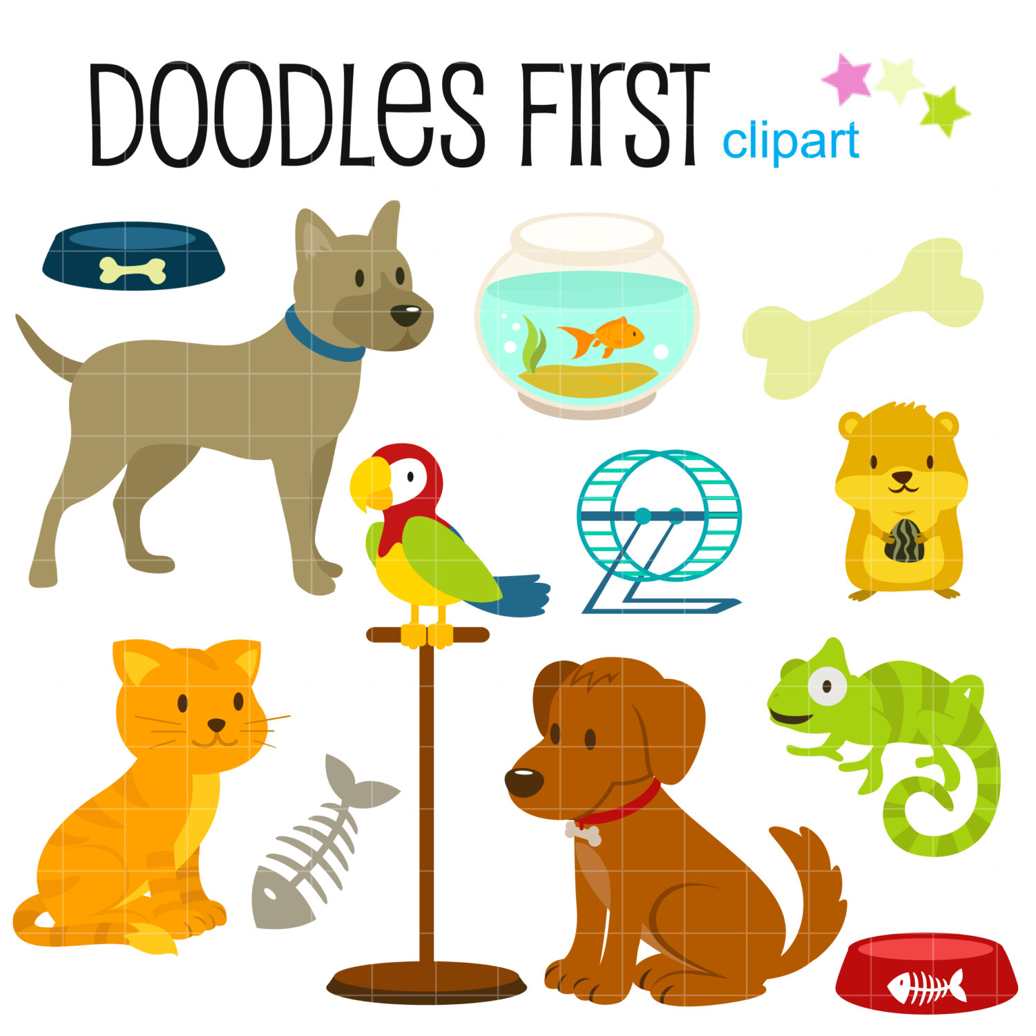 Small Pets Clipart 20 Free Cliparts Download Images On