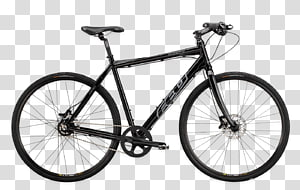 Hybrid Bicycle transparent background PNG cliparts free download.