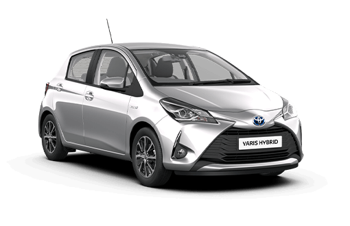 Yaris Hybrid Icon Tech Latest Offers.
