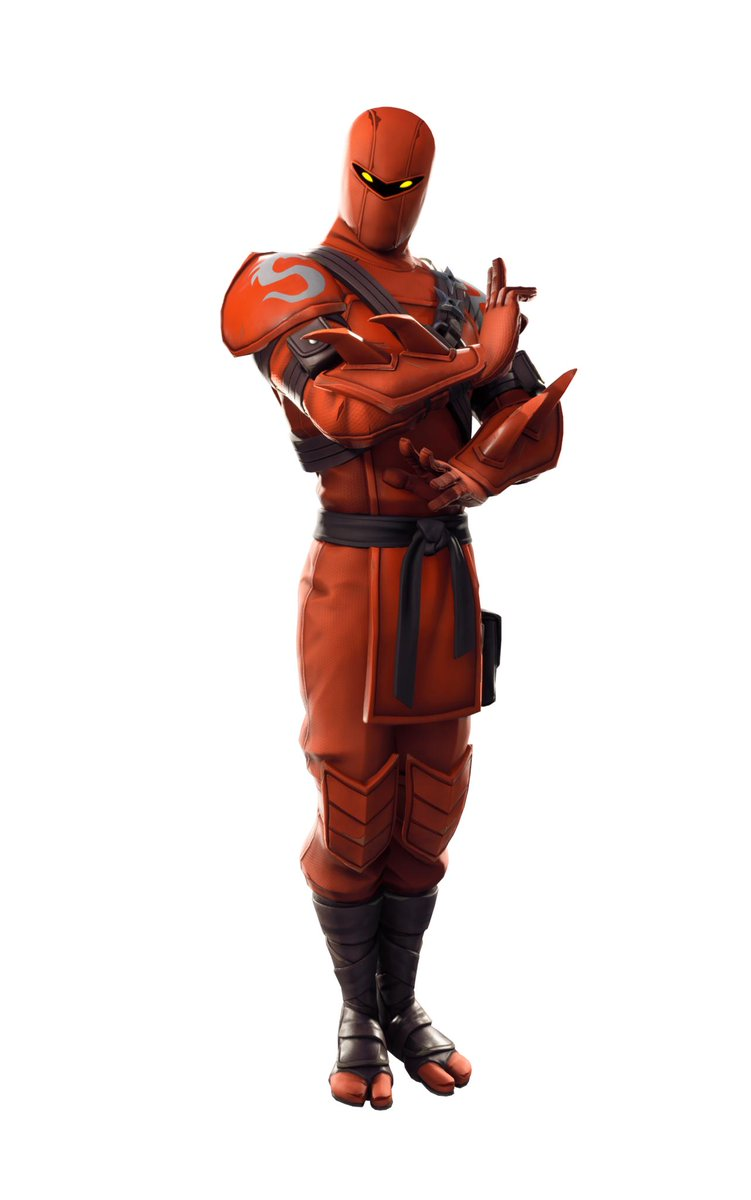 Fortnite Season 8 Hybrid Skin Png.
