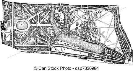 Hyde park Vector Clip Art Illustrations. 6 Hyde park clipart EPS.