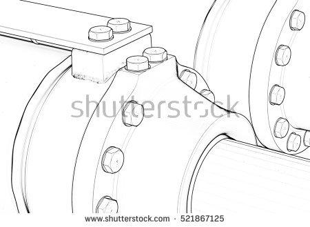 Hydraulic System Stock Photos, Royalty.
